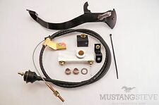 67 68 Mustang or Cougar | Cable Clutch Kit With Pedal | T5 Manual Transmission