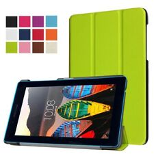 """Flip Leather Slim Case Cover For Various Lenovo 10 Tab 2 3 7"""" 8"""" 10.1"""" TB-X103F"""
