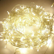 50 LED String Fairy Lights Battery Operated Xmas Party Room Decor