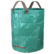 More details for gardenersdream 1 x round garden waste bag - heavy duty reinforced refuse sack