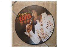 ELVIS PRESLEY * PICTURES OF ELVIS * PICTURE DISC LP AR30.001 COLLECTION FILLER