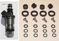 Honda Fuel Injector Service Seal Kit Keihin injectors - O-rings Filters Spacers