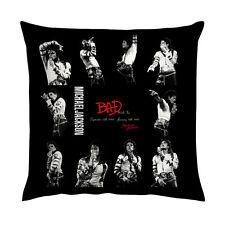 Michael Jackson Bad Tour Cushion
