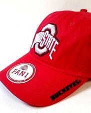 NEW Ohio State Buckeyes FAN1 Adjustable Snapback Men's Hat Cap