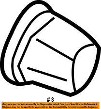 CHRYSLER OEM Wheel-Lug Nut 6507824AA