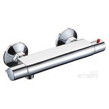 Mischbatterie Dusche H52445TM Thermostat Duscharmatur Chrom mit Verbrühschutz