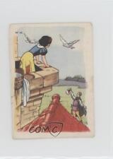 1939 Chocolat Menier Blanche-Neige et les Sept Nains #16 Snow White Card k5c