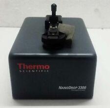 Thermo Scientific NanoDrop ND-3300 Fluorospectrometer w/ Accessories