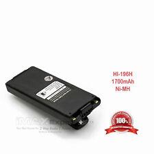 1700mAh BP-195 BP-196 Battery ft ICOM IC-A4E IC-F3S IC-F4S IC-F4TR IC-T2A IC-T2H