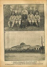 Madagascar Malgaches Abbé Belleney Soeurs Noëlistes Africa WWI 1918 ILLUSTRATION