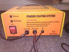 Powder Coating System - Pulverbeschichtungssystem