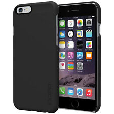 "NEW INCIPIO FEATHER BLACK SLIM SNAP-ON CASE COVER FOR 4.7"" IPHONE 6 IPH-1177-BLK"