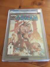 The Savage Sword Of Conan 145 CGC 9.6 Roger Stine Cover Awesome Rare !!!