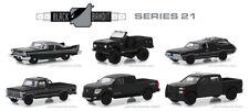 Greenlight 1:64 Black Bandit Series 21 Assortment (6 Styles) Diecast Car 27990