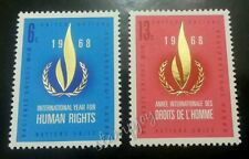 United Nation Human Rights 1968 (stamp) MNH