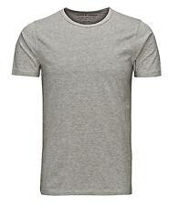 Jack & Jones T-shirt Herren Graumeliert Small