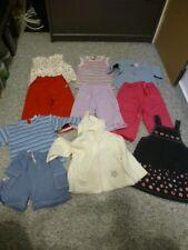 Kleiderpaket Gr. 74/80 Mädchen Hosen/ Kleid/ T-Shirts/ Pullover #17