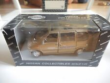 "AHC Nissan Serena Promo ""Auto Hatert"" in Gold on 1:43 in Box"