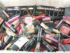 NEW WHOLESALE LOT 25PCS L.A. GIRL MAKEUP COSMETICS FOR BAZAAR SMALL ONLINE BIZ