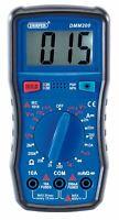 Draper Digital Multimeter Electrical Electronics Tester Testing Tool AC/DC 41817