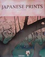 TASCHEN JAPANESE PRINTS DI GABRIELE FAHR-BECKER TESTI IN INGLESE QUADRI STAMPE