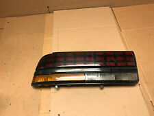 1988 1989 1990 1991 1992 1993 1994 Pontiac Sunbird left tail light lamp 16508407