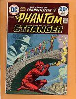 The Phantom Stranger #30 (Apr-May 1974, DC) FN/VF