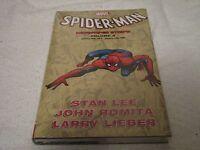 Marvel Spider-Man Newspaper Strips Volume 2 Comic Book Hardcover Sealed