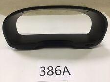 07-12 Hyundai Santa Fe Speedometer Cluster Dash Trim Plastic Bezel Oem M 386A