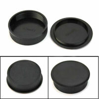 42mm Plastic Front Rear Cap Cover For M42 Digital Camera Body And Lens Sale Z1M0