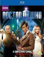 DR WHO - Doctor A Christmas Carol *BRAND NEW BLU-RAY