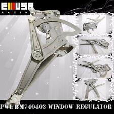 Front Driver Power Window Regulator w/o Motor for 95-99 BMW 318ti 740403