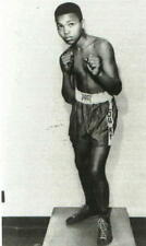 Muhammad Ali Cassius Clay - Age 12 - METAL trading card - Boxing -