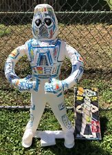 """Vintage Castle Toys Marzon 40"""" Tall Walking Giant Robot From The Stars Complete"""