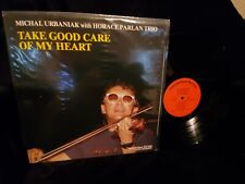 Michael Urbaniak Horace Parlan Trio Take Good Care Of My Heart LP MINT