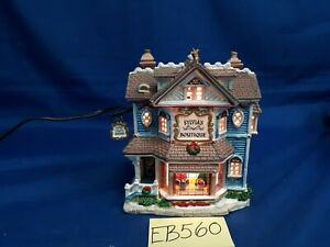 Lemax Village Collection Sylvia's Boutique #45115 As Is EB560