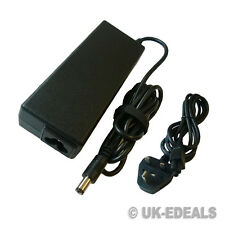 FOR TOSHIBA TECRA 8000 8100 8200 LAPTOP CHARGER 15V 5A + LEAD POWER CORD