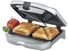 Sandwich Grill Breakfast Dinner Panini Omelette Maker Toasted Grilled Cheese Hot