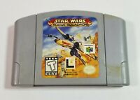 Star Wars Rogue Squadron Nintendo 64 Game Authentic N64 Cartridge