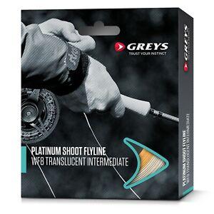 Greys Platinum Shoot WF6 float fly line