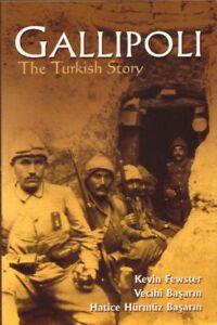 Gallipoli The Turkish Story BOOK WWI Australia NZ Turkey World War One