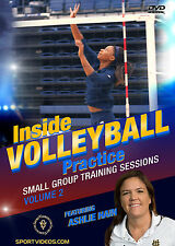 Inside Volleyball Practice: Small Group Training Sessions Vol. 2 - (2017 Title)
