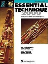 Essential Technique 2000 (2002, Paperback) BASSOON
