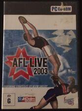 AFL Live 2003 (PC, 2002)