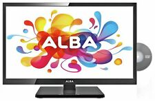 Alba 19 Inch HD Ready 720p Freeview LED TV/DVD Combi Black