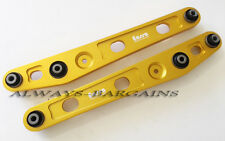 Racing Rear Lower Control Arms Honda Civic 96 97 98 99 00 2Dr/4Dr Gold