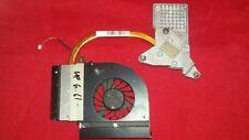 hp g61 dissipateur thermique+ ventilateur/ hp spare 532605-001