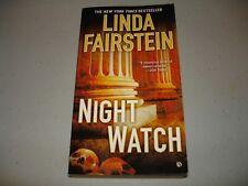 Night Watch by Linda Fairstein (Paperback, 2013) Brand New