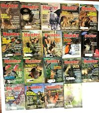 Vintage Hunting Magazines Lot 90s North American Hunter 19 Magazines