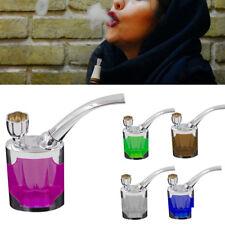 Zufälliger kleiner Wasserpfeifentabakpfeife Bong-Filter Zigarettenspitze Gift